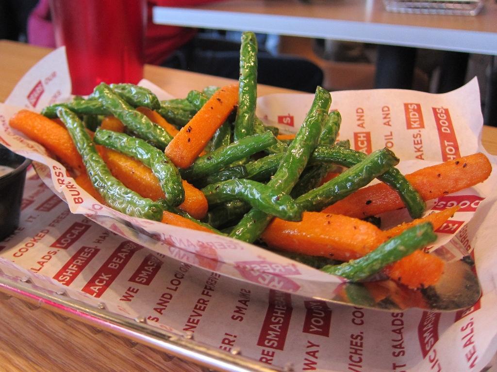 Veggie frites
