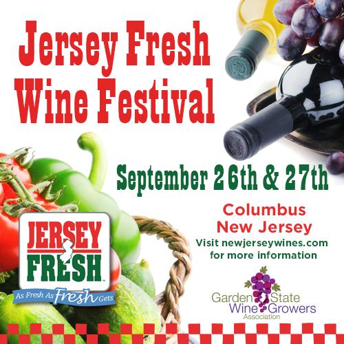 Jersey Fresh Wine Festival